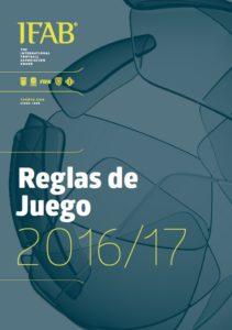 FIFA Reglas de Juego 2016-2017 Español